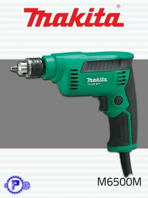 Makita 6.5mm (1/4″) High Speed Drill 230W