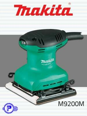 "Makita 112x102mm (4-3/8""x4"") Finishing Sander 180W"