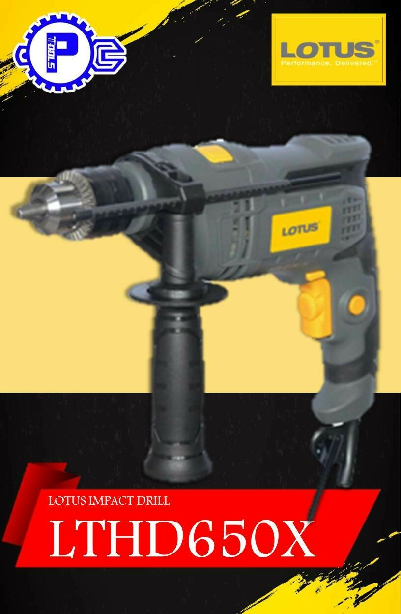 LOTUS IMPACT DRILL 13MM