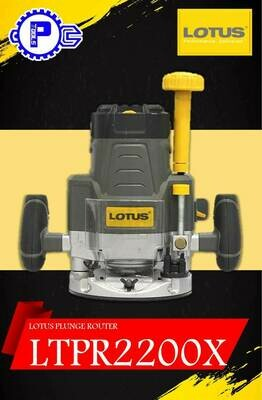 LOTUS PLUNGE ROUTER