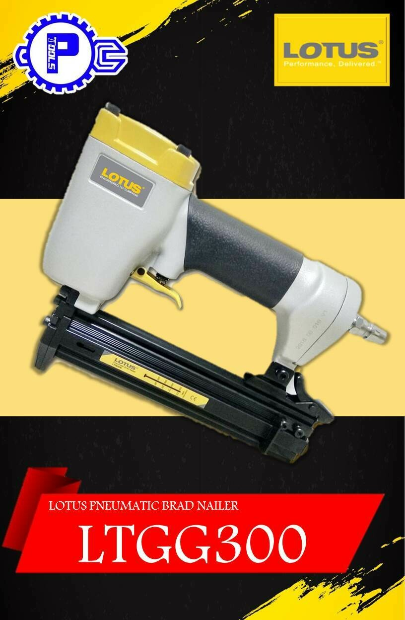 LOTUS PNEUMATIC BRAD NAILER F30