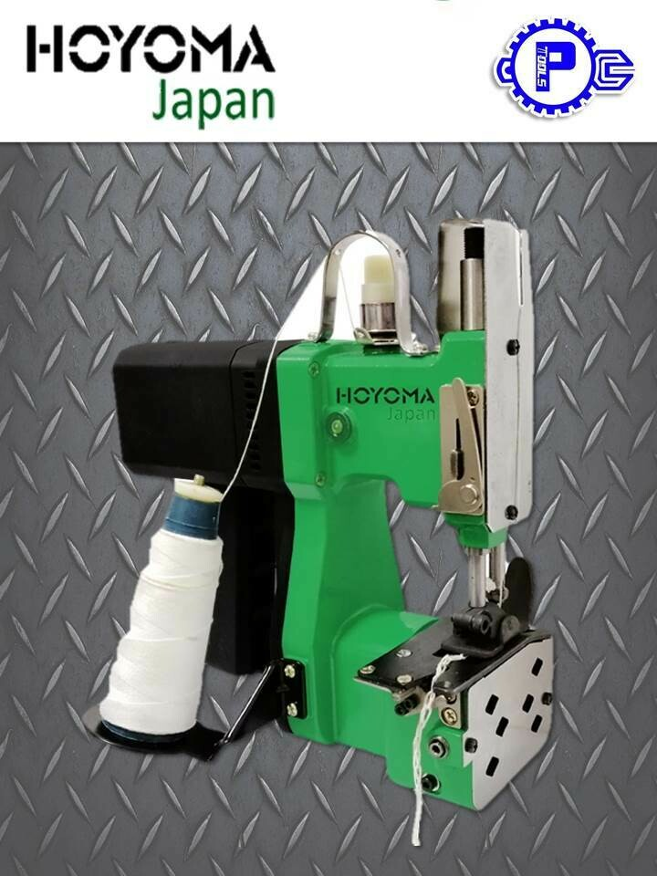 Hoyoma Japan Portable Electric Bag Closing Sewing Machine 150W