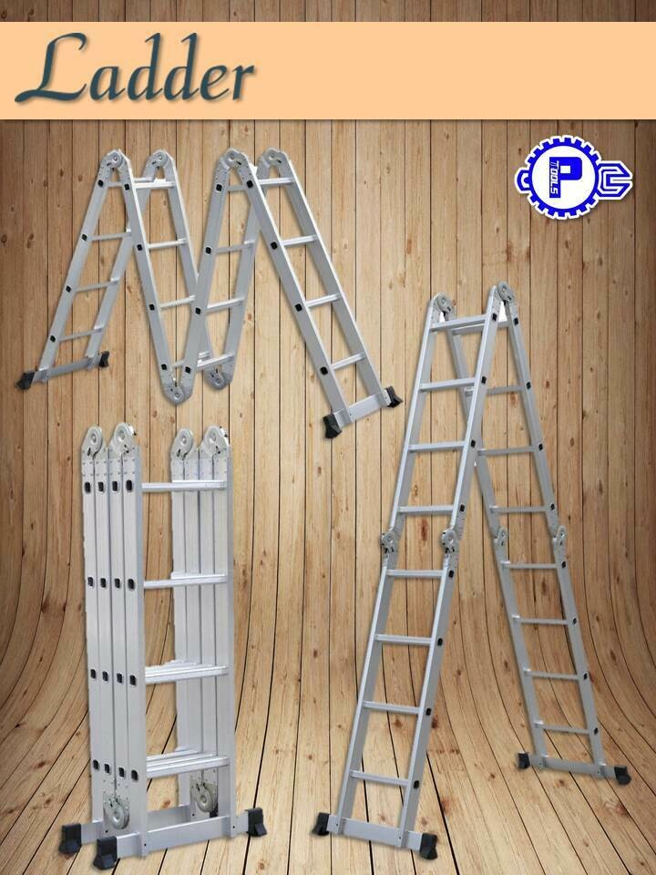 Multi-functional ladder 4x3