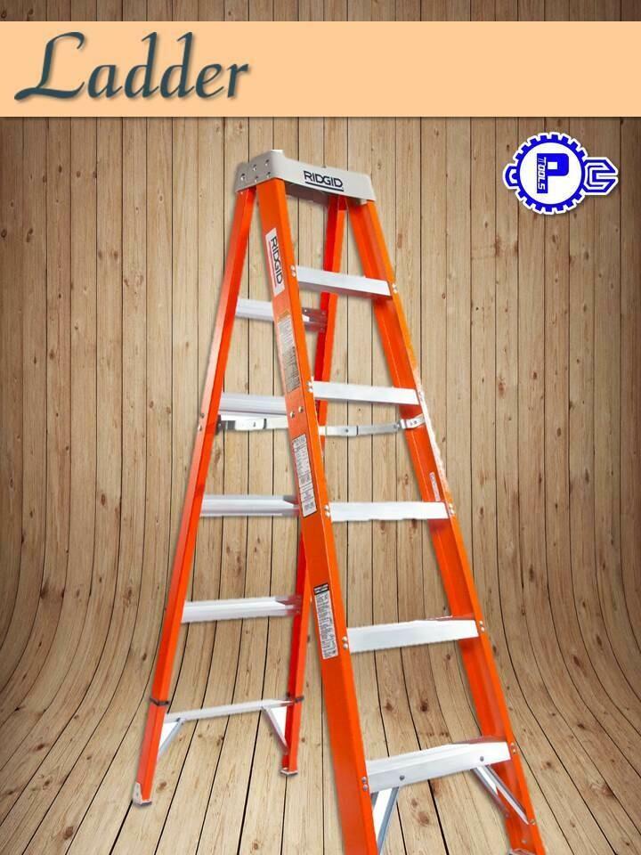 RIDGID Ladder 8ft
