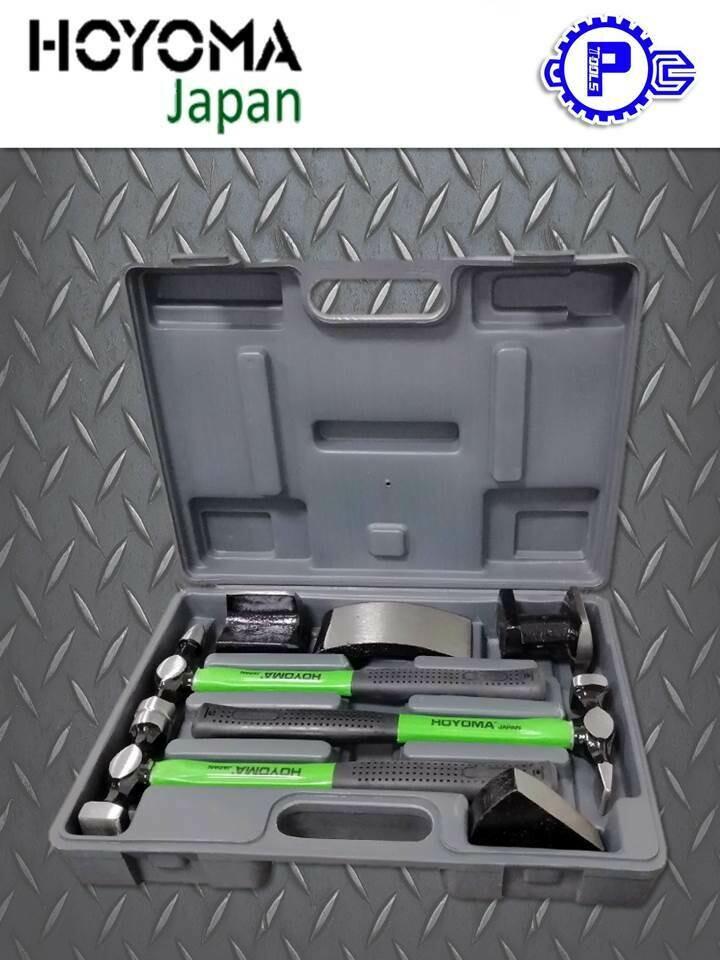 Hoyoma Japan 7pcs Car Repair Hammer Set