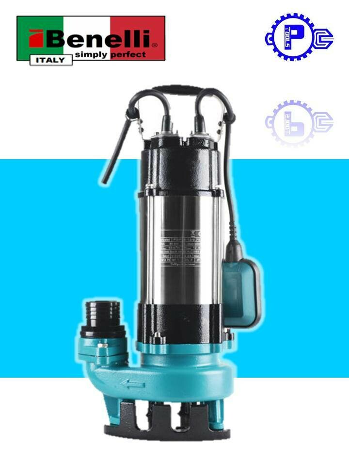 BENELLI Submersible Pump 1/4 HP