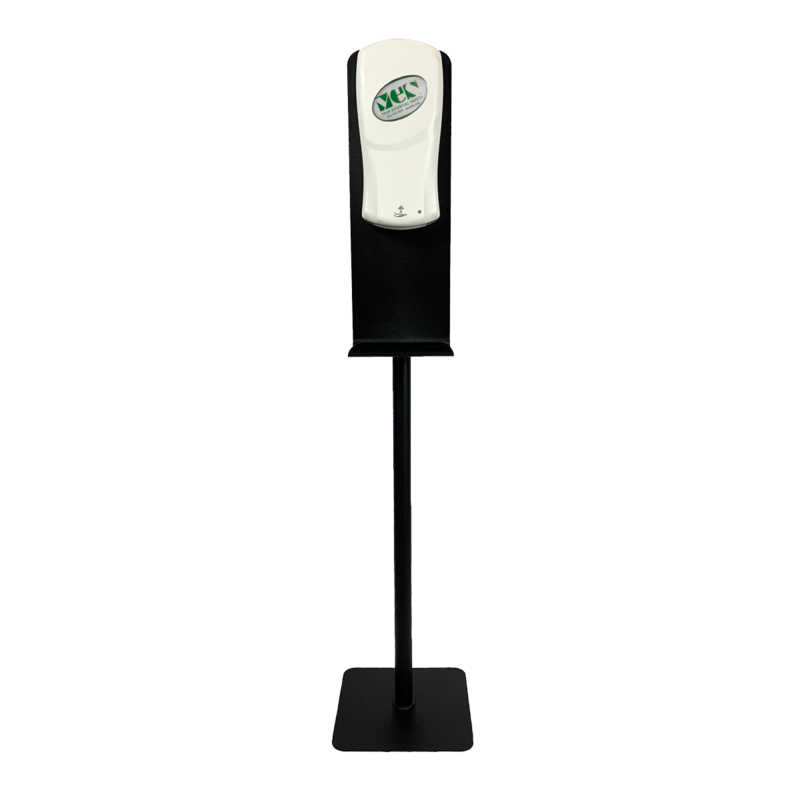 DIAL® Touchless Hand Sanitizer Stand Package