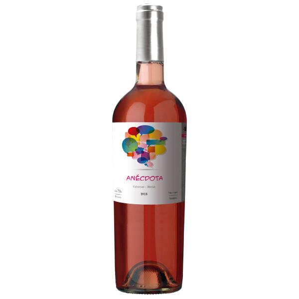 Anécdota Rosado (Paquete 3 Botellas)