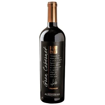Altotinto Gran Cabernet Premium (Paquete 3 Botellas)