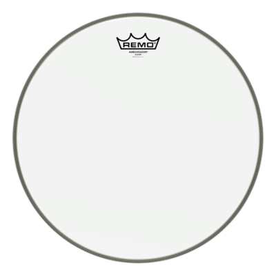 Remo Ambassador Clear Drum Head 8