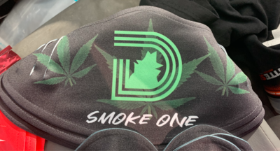 Triple D, Smoke One Covid Mask