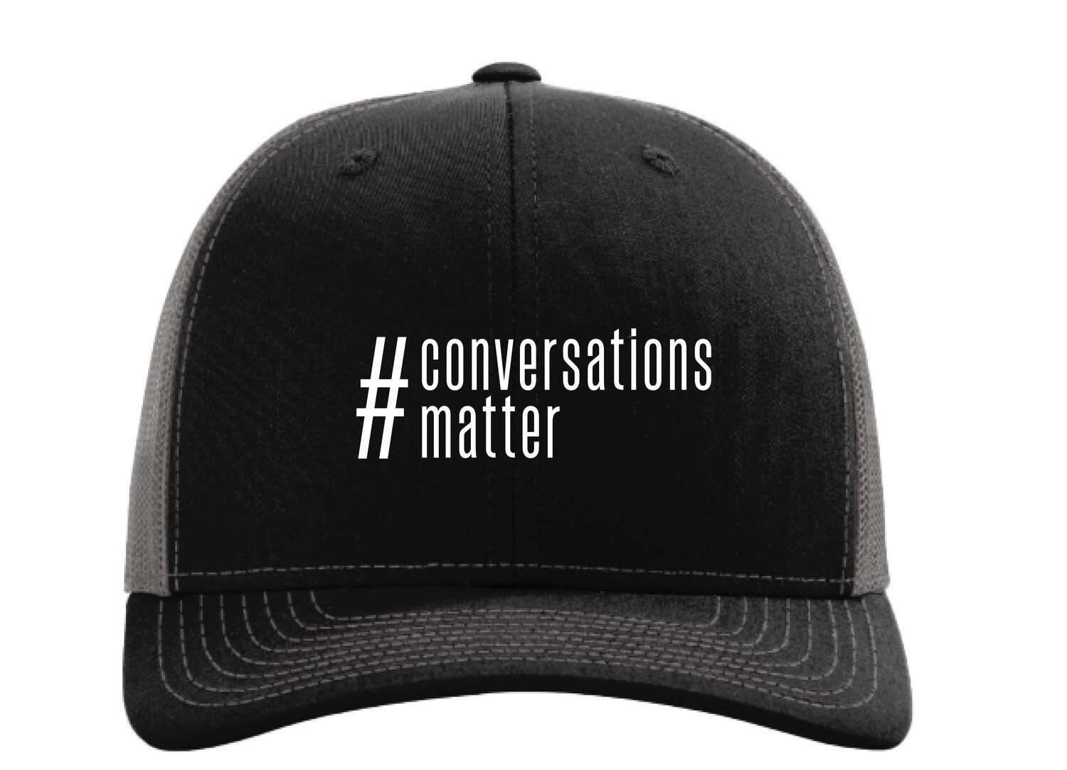 #Conversationsmatter Trucker Hat