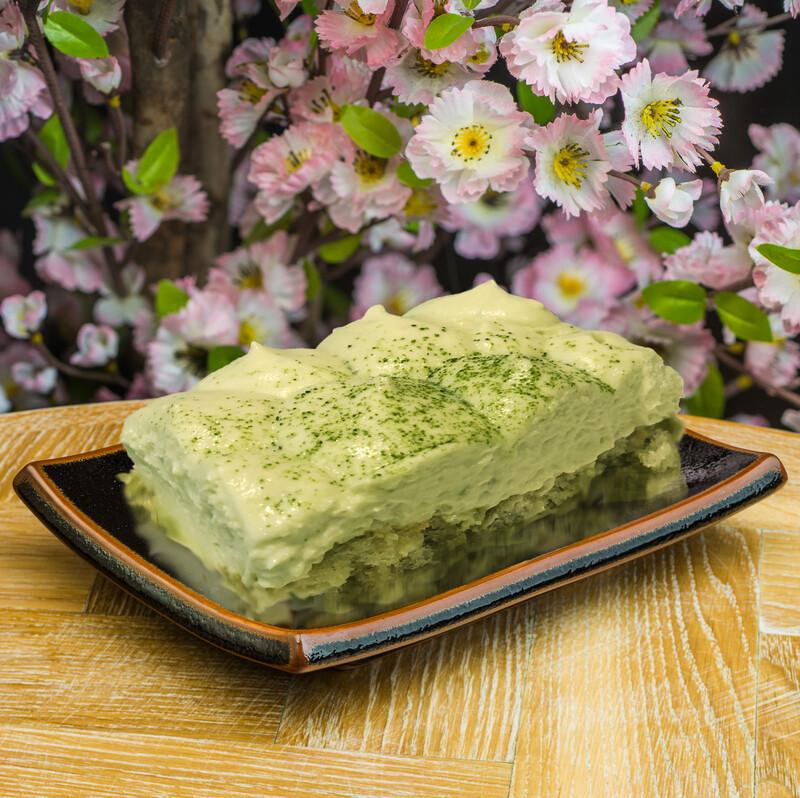 Matcha Green Tea Tiramisu