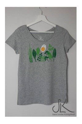 Grie Soß T-Shirt Frauen
