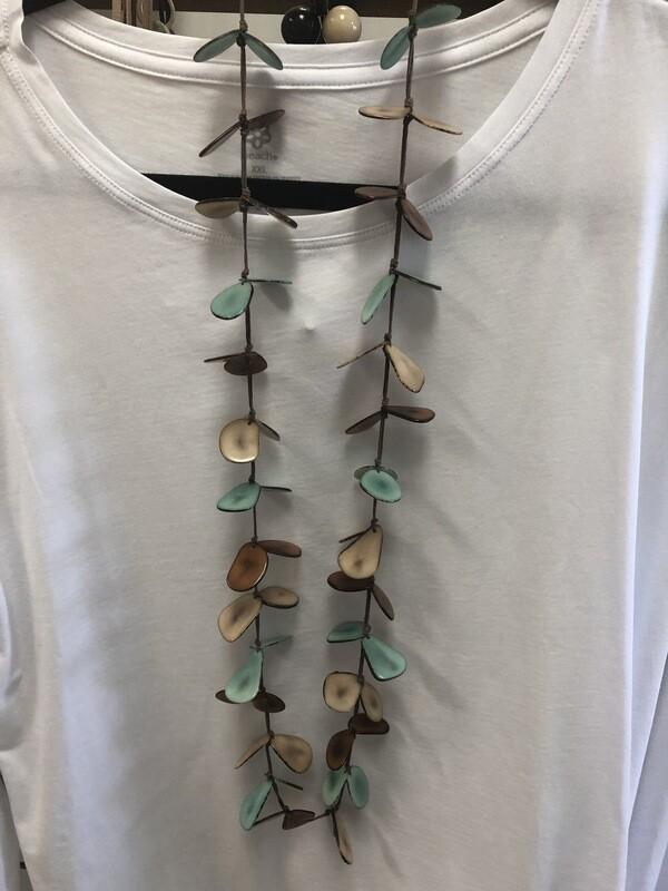 Tagua Necklace  18