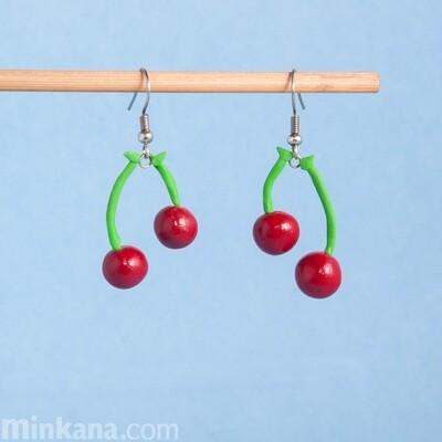 Cherries Earrings