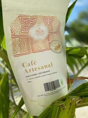 CAFÉ EN GRANOS (450g)