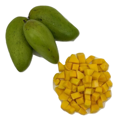 Mangos Grandes - 4 unidades - OUT OF SEASON