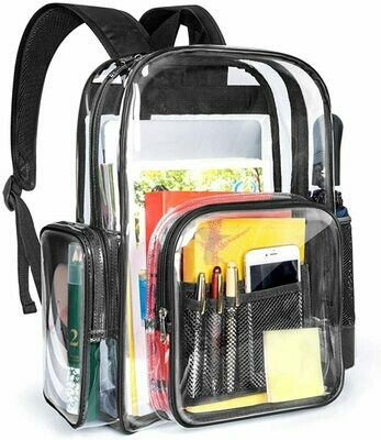 Backpack and Supplies