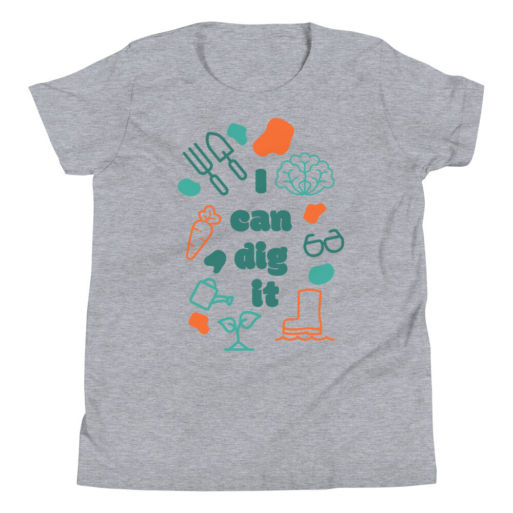 I Can Dig It Youth T-Shirt