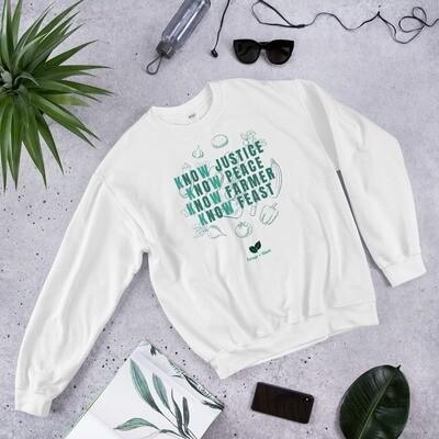 Food Justice Unisex Sweatshirt