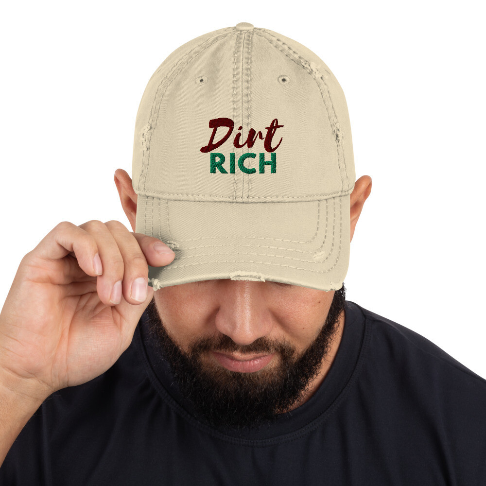 Dirt Rich Dad Cap