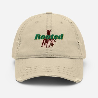 Rooted Dad Cap