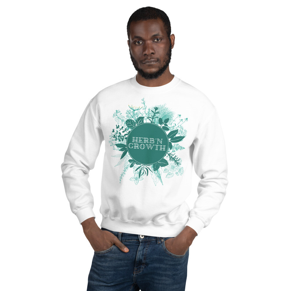 Herb'n Growth Unisex Sweatshirt