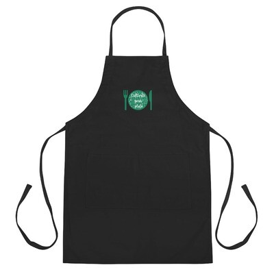 Cultivate Your Plate Apron