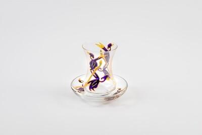 Armudu glass-Khari Bulbul