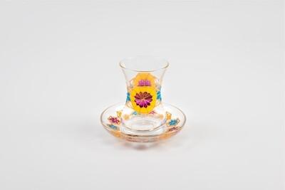 Armudu glass - Sheki Shebeke