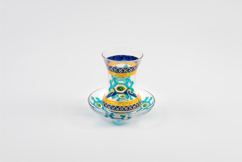 Armudu glass -My Carpet No 2