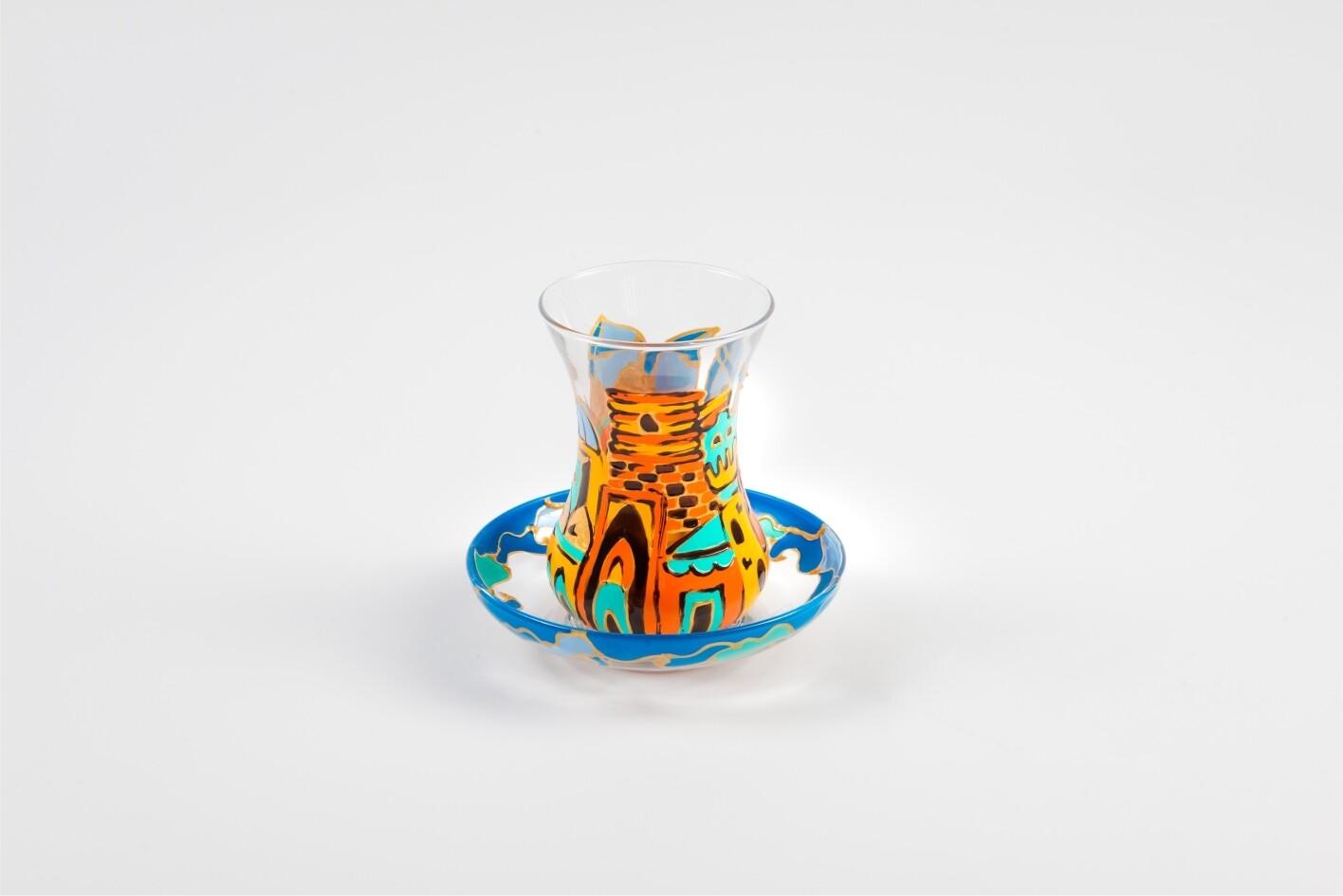 Armudu glass - Baku Colours