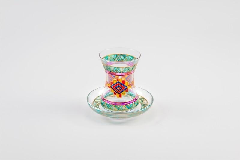 Armudu glass - My Carpet No 3