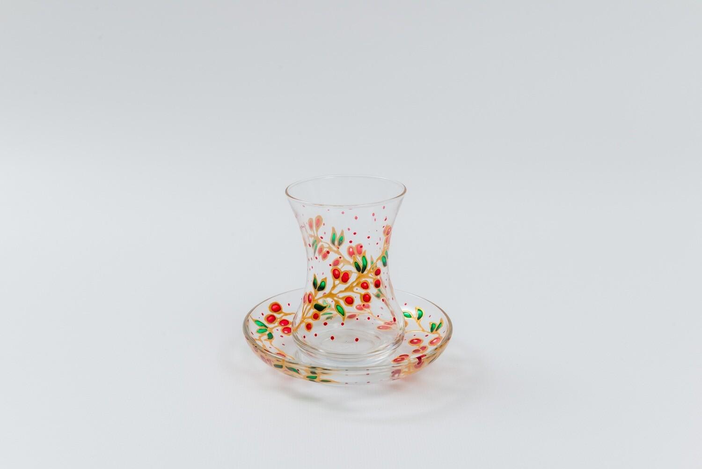 Armudu glass -Barberry