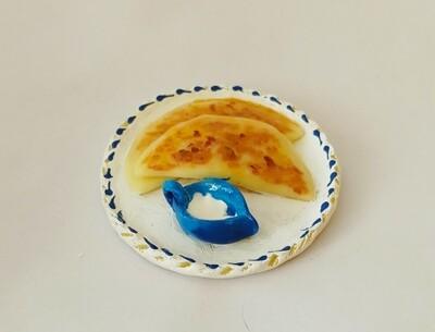Foodtastic Magnet - Qutab