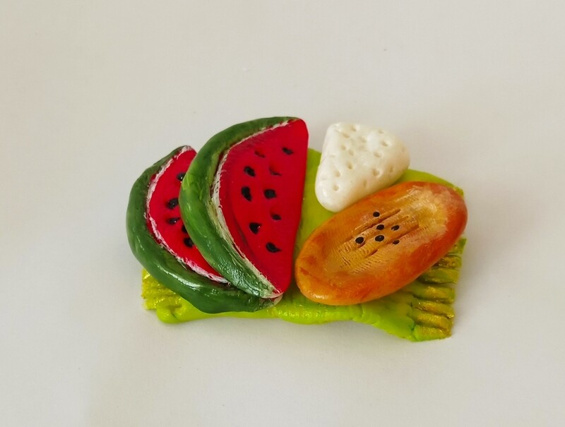 Foodtastic Magnet - Summer Treats