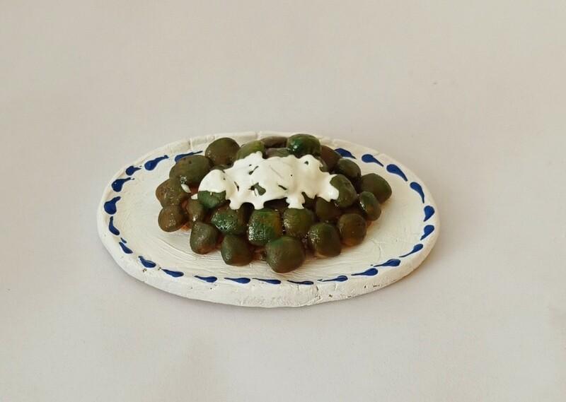 Foodtastic Magnet - Grape Leaves Dolma