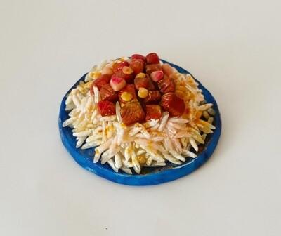 Foodtastic Magnet - Plov