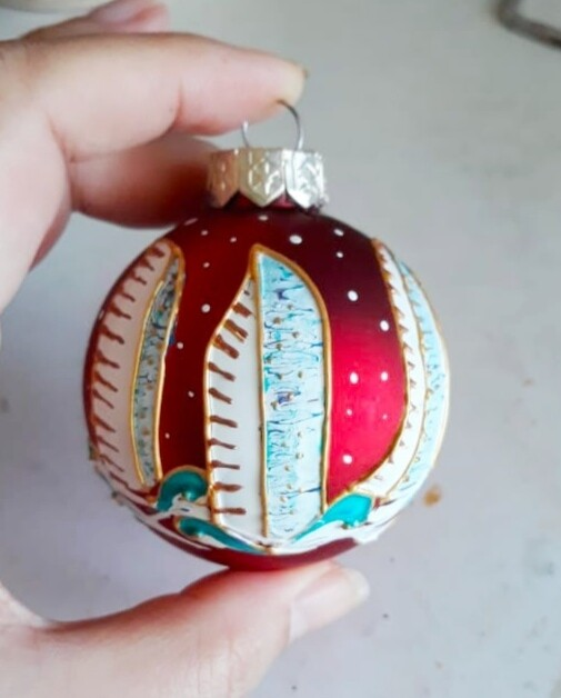 Bauble N18(Flame Towers)
