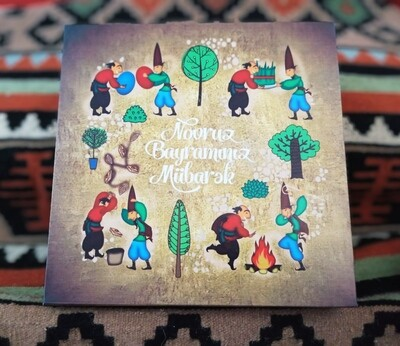 Tea for Two Special Edition Novruz Cover