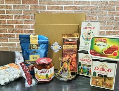Treats from Azerbaijan: Teatime