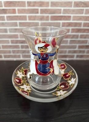 Armudu glass - Melik Mammad