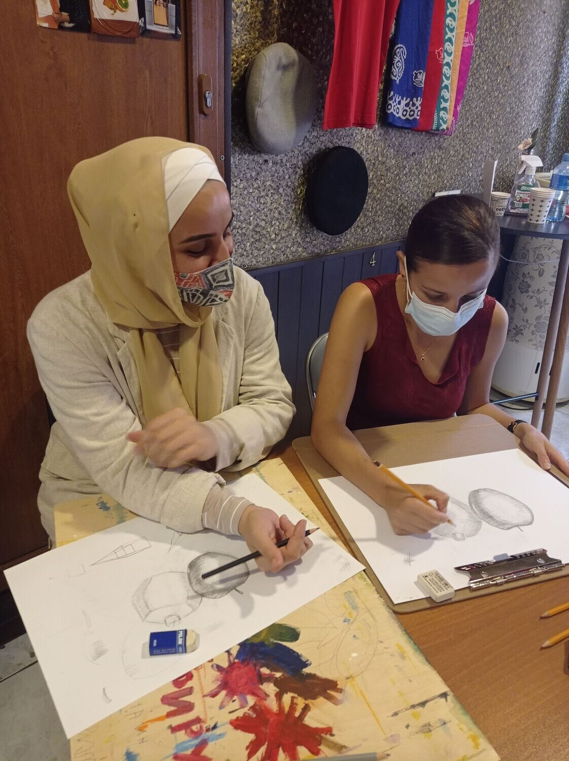 Individual or Small Group Art Classes