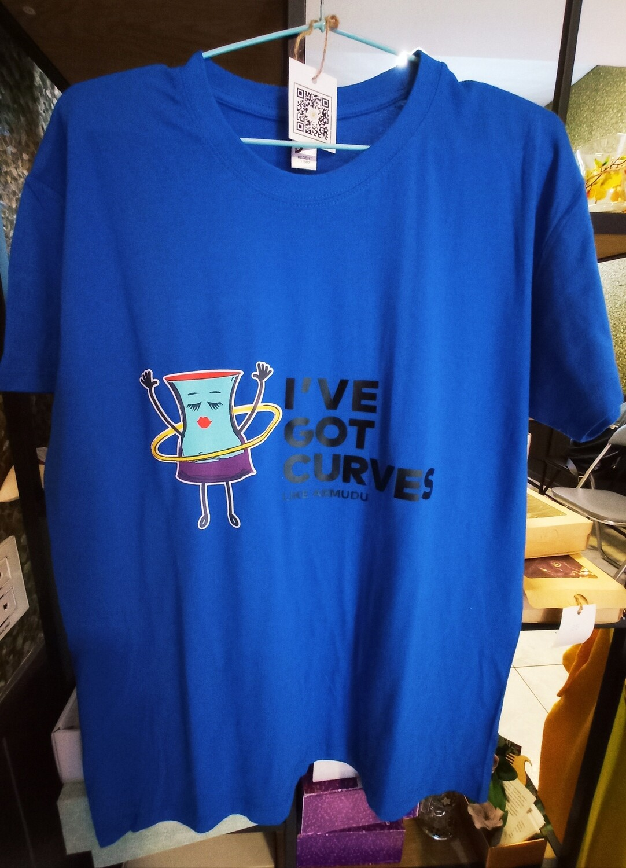 Armudumania T-shirts: I've got curves
