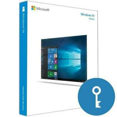 Цифровой ключ активации Windows 10 Home