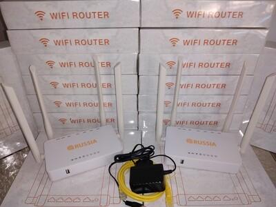 4G Wi-Fi роутер ZBT1626 (Zyxel Keenetik 4g II)