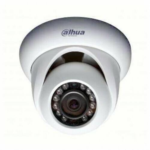 Купольная IP видеокамера 1,3MP; Dahua DH-IPC-HDW1120SP-0280B