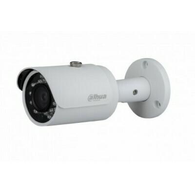 Уличная цилиндрическая IP видеокамера 3MP; Dahua DH-IPC-HFW1320SP-0280B