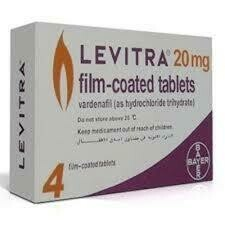 Levtra 30 Pills Pack